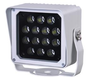 <b>100W高亮LED频闪灯(内置光栅格</b>
