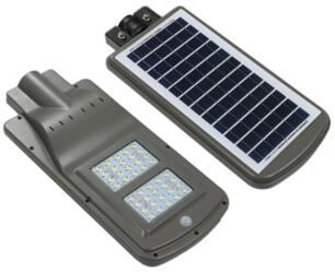 40W 太阳能一体化路灯头(单颗款