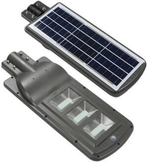 60W 太阳能一体化路灯头(贴片款)
