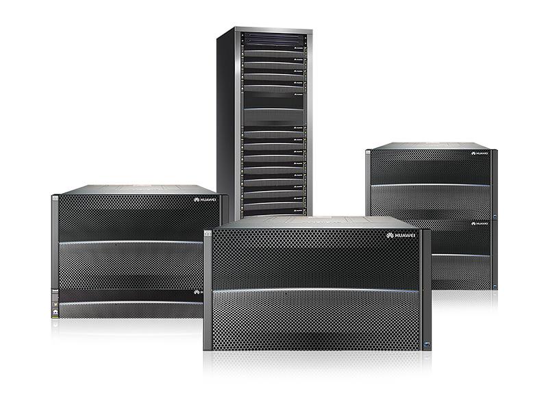 OceanStor 6800 V3高端存储系统