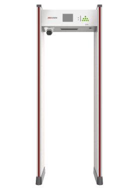 ISD-SMG112LT-F 测温人脸安检门